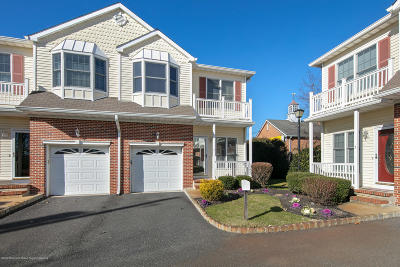 Monmouth County Condo/Townhouse For Sale: 2 Warren Court