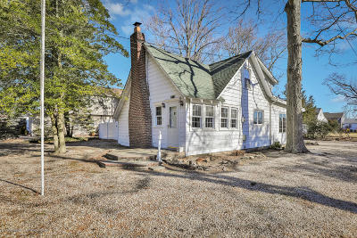 Toms River Single Family Home For Sale: 135 Fischer Boulevard