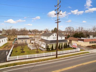 Avon-by-the-sea, Belmar Single Family Home For Sale: 1717 Highway 71