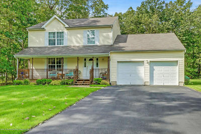 Jackson NJ Single Family Home For Sale: $395,000