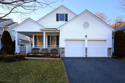 Monmouth County Adult Community Under Contract: 73 Barberry Drive