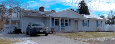 Toms River Single Family Home For Sale: 312 Northampton Boulevard