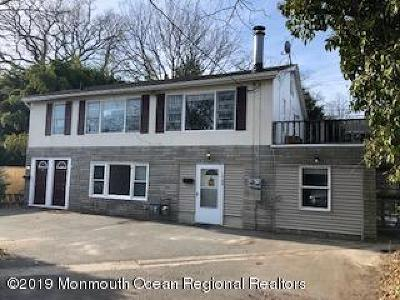Asbury Park Multi Family Home Under Contract: 1309 Pine Street