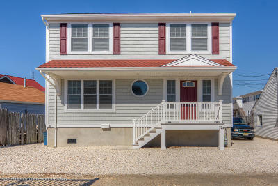Point Pleasant Beach Single Family Home For Sale: 12 Inlet Drive #A
