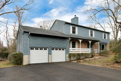Monmouth County Single Family Home For Sale: 2513 Ramshorn Drive