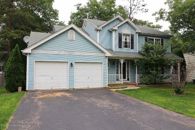 Ocean County Single Family Home For Sale: 1022 Sailor Drive