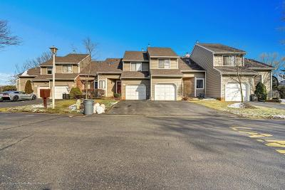Toms River Condo/Townhouse For Sale: 1438 Burntwood Trail