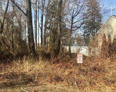 Residential Lots & Land For Sale: Bank Street