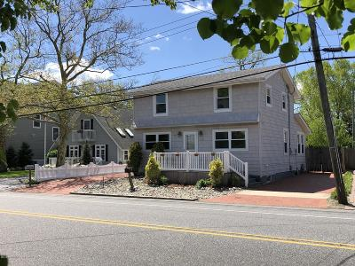 Point Pleasant Single Family Home For Sale: 203 Bridge Avenue