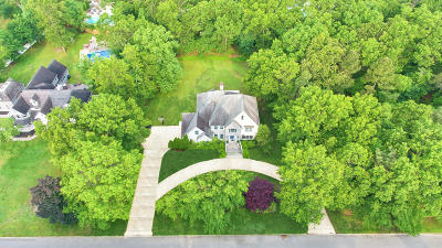 Single Family Home For Sale: 1608 Badger Drive