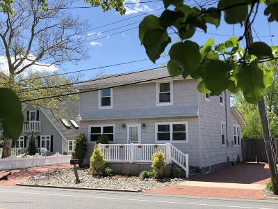 Point Pleasant Multi Family Home For Sale: 203 Bridge Avenue