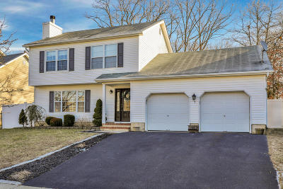 Howell Single Family Home For Sale: 17 Higgins Court