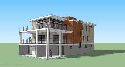 Sea Bright Single Family Home For Sale: 240 Ocean Avenue