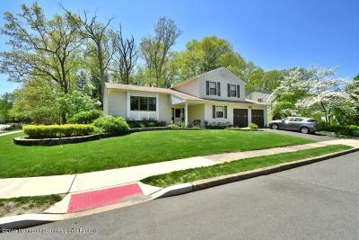 Howell Single Family Home For Sale: 1 Hazelwood Court