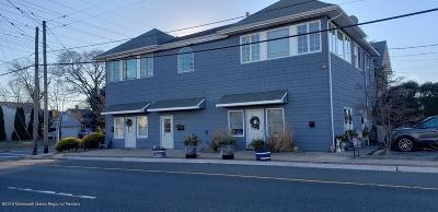Point Pleasant Beach Condo/Townhouse For Sale: 501 Atlantic Avenue #C