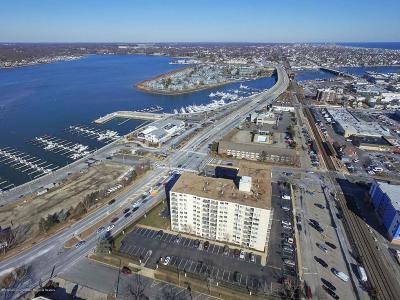 Avon-by-the-sea, Belmar Condo/Townhouse For Sale: 1000 River Road #5A