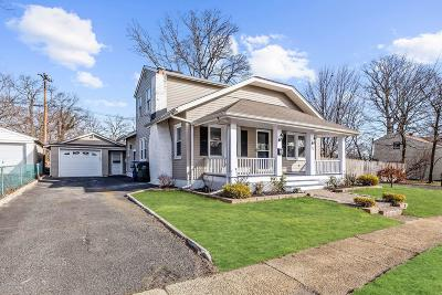 Ocean Twp Single Family Home Under Contract: 31 Wardell Place