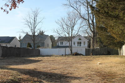 Toms River Residential Lots & Land For Sale: 109 Longfellow Avenue