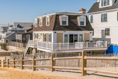 Normandy Beach Single Family Home For Sale: 542 Ocean Terrace