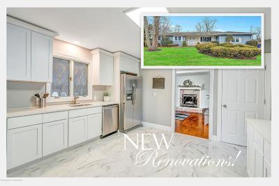 Brick Single Family Home For Sale: 18 Schoener Drive