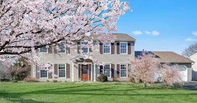 West Long Branch Single Family Home Under Contract: 91 Forest Street