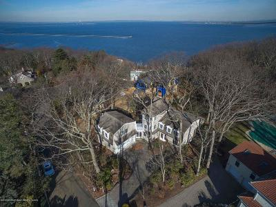 Atlantic Highlands Single Family Home For Sale: 6 Belvidere Road