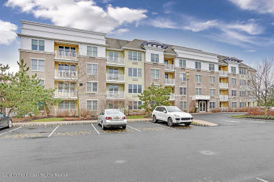 Monmouth County Condo/Townhouse For Sale: 55 Melrose Terrace #110