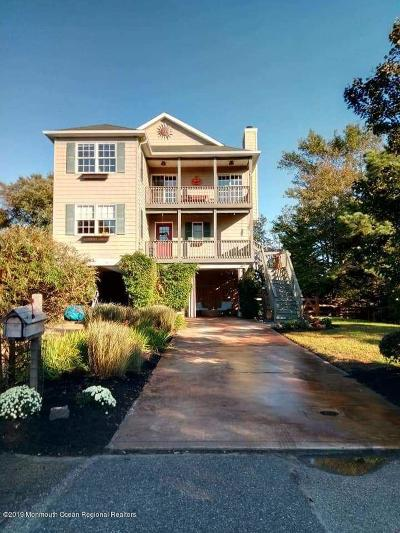 Ocean County Single Family Home For Sale: 45 Cove Road