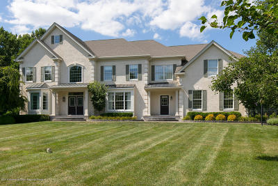 Monmouth County Single Family Home For Sale: 14 Sleepy Hollow Court