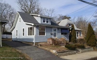 Wall Single Family Home Under Contract: 1621 W Maplewood Road