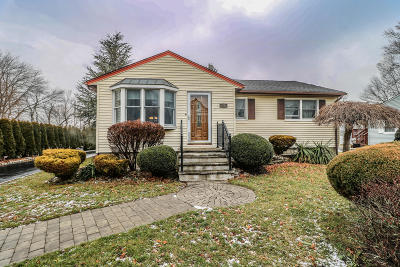 Monmouth County Single Family Home For Sale: 32 Wilson Avenue