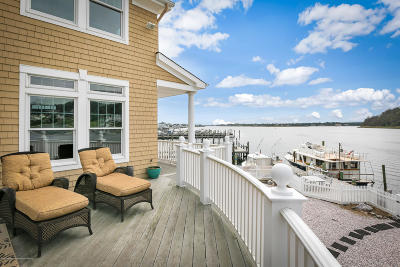 Sea Bright Single Family Home Under Contract: 14 South Way