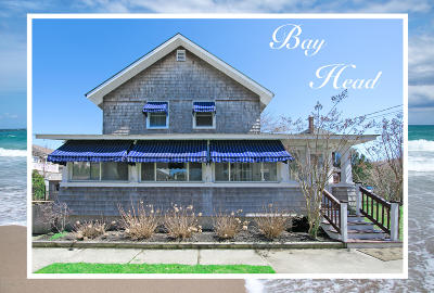 Ocean County Single Family Home For Sale: 655 Lake Avenue