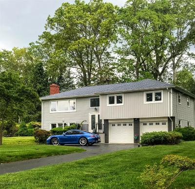 Monmouth County Single Family Home For Sale: 744 Bowne Road