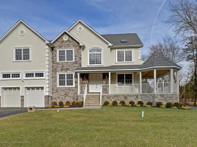Monmouth County Single Family Home For Sale: 140 Freehold Road