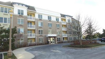 Long Branch Condo/Townhouse For Sale: 55 Melrose Terrace #414