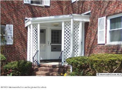 Red Bank Condo/Townhouse Under Contract: 94 Manor Drive