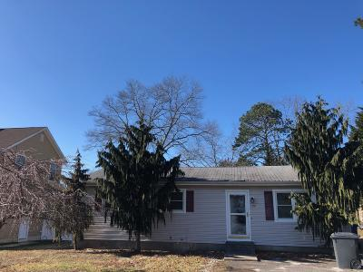 Ocean County Single Family Home For Sale: 260 Tackle Avenue