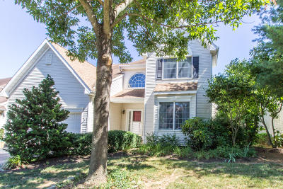 Monmouth County Single Family Home For Sale: 30 Windward Way