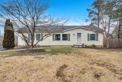 Toms River Single Family Home For Sale: 1909 1st Avenue