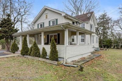 Wall Single Family Home For Sale: 1750 Belmar Boulevard
