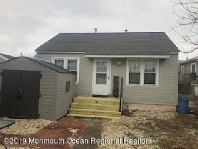Seaside Heights Condo/Townhouse For Sale: 252 Sherman Avenue #A2