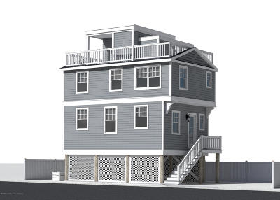 Lavallette Single Family Home Under Contract: 109 W Spray Way
