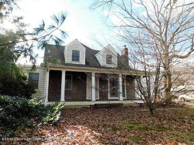 Point Pleasant Multi Family Home For Sale: 2710 Herbertsville Road