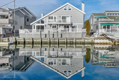 Manasquan Single Family Home Under Contract: 13 Captains Court