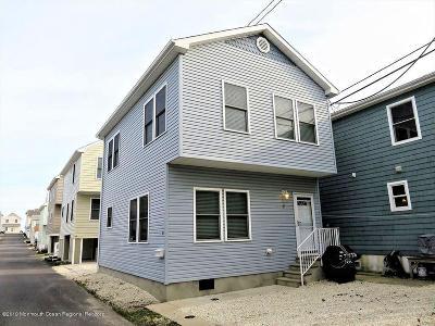 Lavallette Single Family Home For Sale: 27 E Beach Way