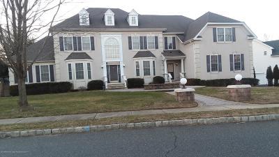 Marlboro Single Family Home For Sale: 1 Braxton Place