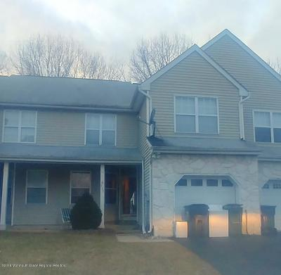 Howell Townhouse For Sale: 235 Moses Milch Drive