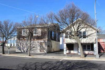 Seaside Heights Multi Family Home For Sale: 54 & 60 Franklin Avenue