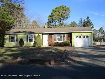 Manchester Single Family Home Under Contract: 1441 Broadway Boulevard